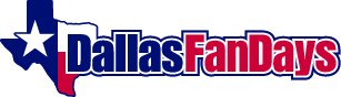 Irving Convention Center October 19-22, 2017 Dallas Fan Day Applicants Thank you for your interest in working Dallas Fan Days 2017 with D